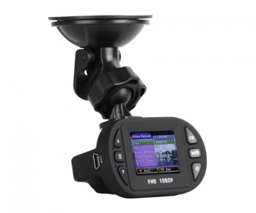 The Source Force HD DVR Car Camera with Night Vision $39.99